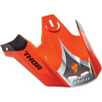 Козырек для шлема THOR VERGE VORTECH ORANGE/GRAY VISOR
