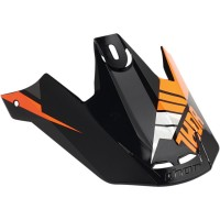 Козырек для шлема THOR VERGE REBOUND FLO ORANGE/BLACK VISOR