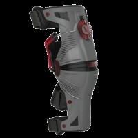 Защита колена Mobius STORM GREY/CRIMSON X8 KNEE BRACE