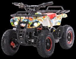 Детский электроквадроцикл MOTAX Mini Grizlik Х-16 BIG WHEEL 1000W