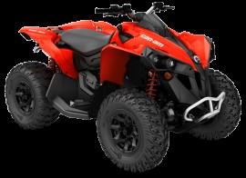 Квадроцикл BRP RENEGADE 570