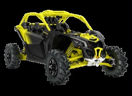 Квадроцикл BRP MAVERICK X3 X MR TURBO R
