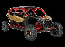 Квадроцикл BRP MAVERICK X3 MAX X RS TURBO R