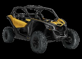 Квадроцикл BRP MAVERICK X3 X DS