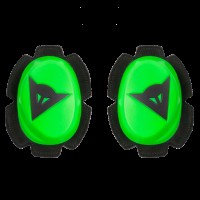 Защита Dainese PISTA KNEE SLIDER Fluo-Green