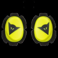 Защита Dainese PISTA KNEE SLIDER Fluo-Yellow