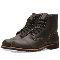 Ботинки Red Wing Shoes 8085 Black