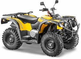 Квадроцикл Stels ATV 500 Leopard
