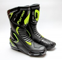 Ботинки FORMA FRECCIA BLACK/YELLOW.FLUO