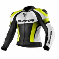 Куртка SHIMA STR yellow fluo