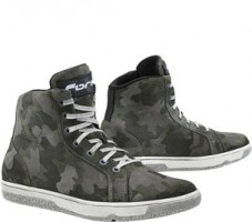 Урбанистические мотоботы FORMA SLAM DRY BLACK/WHITE/CAMO