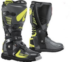 Ботинки FORMA PREDATOR ANTHRACITE/YELLOW FLUO