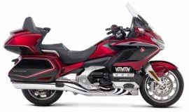 Мотоцикл Honda Gold Wing Tour MT