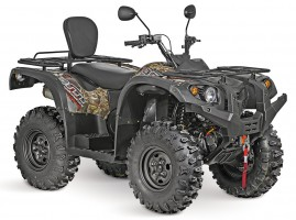 Квадроцикл Baltmotors Striker ATV 700 EFI EPS