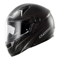 Шлем LS2 FF396 CR1 BIG CARBON Gloss Black