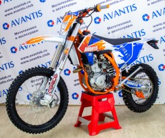 Мотоцикл Avantis Enduro 300 Carb (Design KT) с ПТС