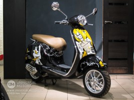 Скутер Vespa Primavera 50 Ingrad Version