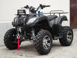 Квадроцикл Bison HAMMER LUX 200 EFI (с лебедкой)