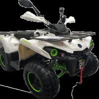 Квадроцикл Bison ATV HAMMER - 200L NEW (премиум качество, с лебедкой 300lbs)