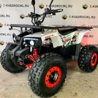 Электро квадроцикл MOWGLI E-HARDY 8  1000W