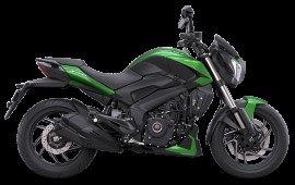 Мотоцикл Bajaj Dominar 400 Limited Edition Green 2020