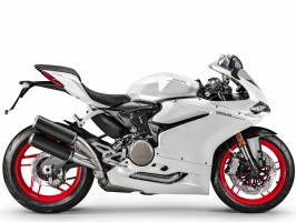 Мотоцикл DUCATI 959 Panigale - Artic White Silk