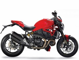 Мотоцикл DUCATI Monster 1200 R - Ducati Red