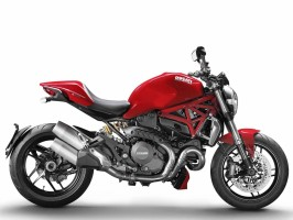 Мотоцикл DUCATI Monster 1200 S - Ducati Red