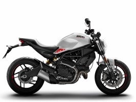 Мотоцикл DUCATI Monster 797 - Star White Silk