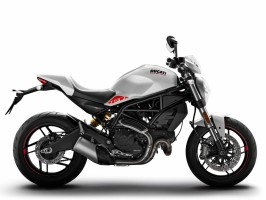 Мотоцикл DUCATI Monster 797 Plus - Star White Silk