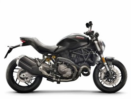 Мотоцикл DUCATI Monster 821 - Dark Stealth