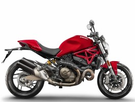 Мотоцикл DUCATI Monster 821 - Ducati Red