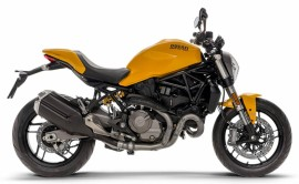 Мотоцикл DUCATI Monster 821 - Ducati Yellow