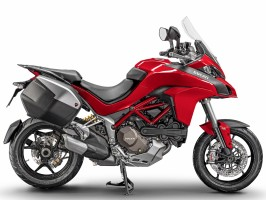 Мотоцикл DUCATI Multistrada 1200 S - Red + Touring Pack