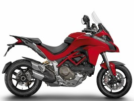 Мотоцикл DUCATI Multistrada 1200 S Red