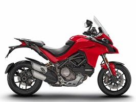 Мотоцикл DUCATI Multistrada 1260 - Ducati Red