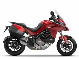 Мотоцикл DUCATI Multistrada 1260 - Ducati Red + Touring Pack