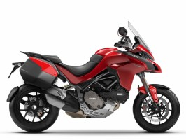 Мотоцикл DUCATI Multistrada 1260 S - Ducati Red + Touring Pack