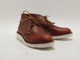 Ботинки Red Wing Shoes 3140 Dark Brown beige2