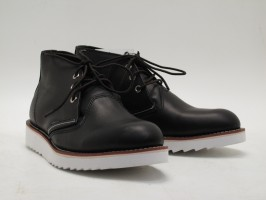 Ботинки Red Wing Shoes 3140 Chukka Black white2