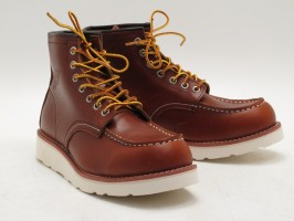 Ботинки Red Wing Shoes 8875 Red Brown beige2