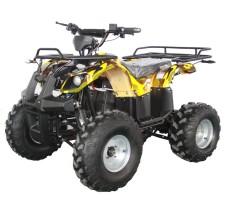 Электроквадроцикл GreenCamel Atakama T400 (60V 1500W R8 Дифференциал, Пониженная) LG