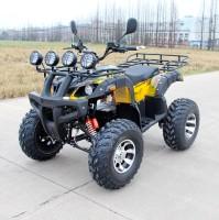 Электроквадроцикл GreenCamel Sahara A4000 (72V 3800W R10 alum Дифференциал, Пониженная)