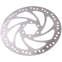 Диск тормозной 160мм, сталь - DISC ROTOR:FOR DISC BRAKE ,STEEL , 16/160MM, THICKNESS 1.9MM AST