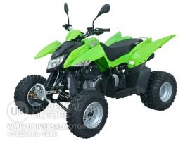 Квадроцикл SYM QuadRaider 300 SS