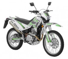 Мотоцикл Baltmotors Enduro 250DD