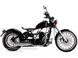 Мотоцикл Regal Raptor DD350E-2 BOBBER