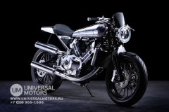 Мото обзор Brough Superior SS 100