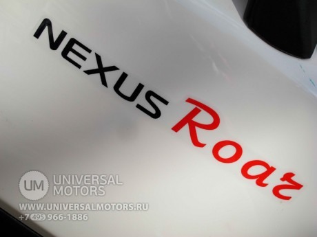 скутер Nexus Roar white (1411673940414)