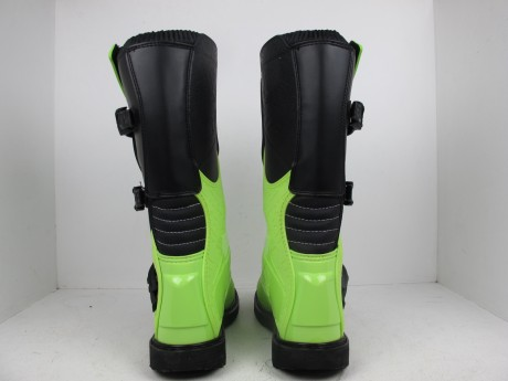Ботинки Thor BOOT S5 BLITZ CE BLACK/GREEN (14731542962515)
